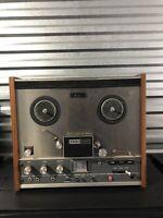 Vintage TEAC A-2500 Reel to Reel Deck