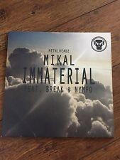 "Mikal Immaterial EP Drum&bass/Metalheadz/Nymfo/Break/Rufige Kru/2x12"""