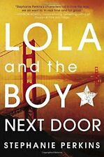 Lola and the Boy Next Door by Perkins  New 9780525423287 Fast Free Shipping-,