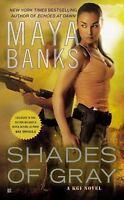 Shades of Gray: A KGI Novel , Banks, Maya