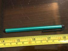 Stylus Pen Tablet Ebook Reader Escudete iPad Clip Negro Verde Brillante Brillante De Repuesto