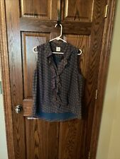 New listing Cabi Medallion Reign Blouse style 3275 size Large