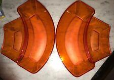 Tupperware, cáscaras F. dips o. aperitivos, naranja, eleganzia/sinfoni, 2x 270+40ml