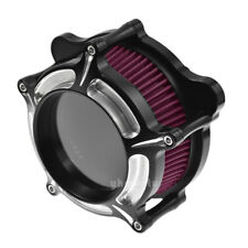 See Through  Air Filter Red Air Cleaner Fit For M8 Touring 2017-19 Softail 2018