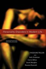NEW Personality Disorders in Modern Life by Theodore Millon