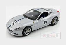 """Ferrari California T #14 """"The Hot Road"""" 2014 70Th Anniv.Coll.BURAGO 1:18 BU76103"""