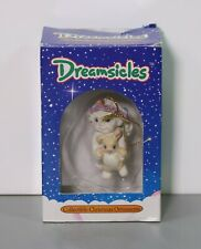 One Dreamsicles Cherub with Bunny Ornament - Cast Art Industries