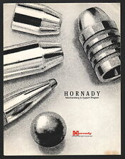 Hornady Merchandising and Support Program Brochure - undated