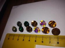 Strasssteine Glitzersteine Optima Machine Chatons Diamond Lt Amethy SS15 3,8#253