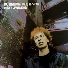 Matt Johnson – Burning Blue Soul LP 1983 4AD UK reissue – CAD 113 - The The