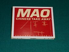 Mao  ‎– Chinese Take Away