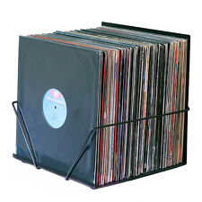 2 Bin-e Heavy Metal LP Storage and a FREE 25 Pack of Inner LP Sleeves
