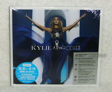Kylie Minogue Aphrodite Taiwan Ltd CD+DVD w/sricker (All The Lovers)