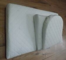Baby Breath Easy Sleep Wedge Pillow -700mm Wide Cot Bed Size -Helps Colic Reflux