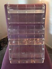Acrylic 6 Tier Large Display Racks (3) +