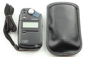[MINT in Case] Sekonic L-308S Flashmate Digital Light Meter From Japan