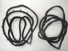 60 61 62 63 64 65 1962 1963 1964 1965  FORD FALCON 4 DOOR SEDAN DOOR SEALS NEW