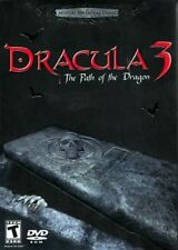 DRACULA 3: Path of the Dragon (PC Game) Win XP/Vista FREE US SHIPPING