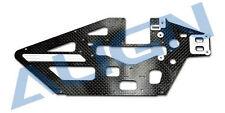 Align Trex 450L Dominator Carbon Fiber Main Frame (L) -1.2MM  H45B001XX