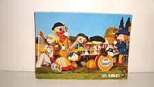 ANCIENNE CARTE POSTALE LES BUBBLES ANTENNE 2 1978