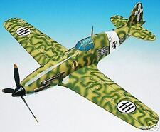 MC.202 Macchi Folgore MC202 Airplane Desktop Wood Model Big New