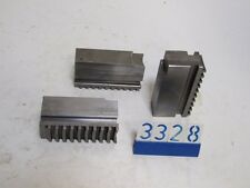 3   chuck jaws for lathe(3328)