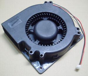 1pc 120mm 12032 Brushless Ball DC Blower Fan 12V 120x120x32mm NEW