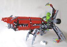 Lego 8943 Bionicle Karda Nui Axalara T9 robot complet à 100 %  de 2008 - NG2