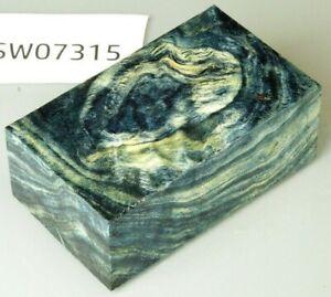 Pappel Maser bi-color stabilisiert | 91x53x31 | puq stabwood | poplar burl 7315