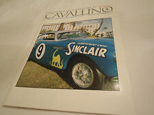 Cavallino Ferrari Magazine #88 August / September 1995 Top Cond, Ships from USA