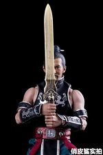 """1/6th Ancient Weapon Metal Sword Model Collection Toy F 12"""" Action Figure Doll"""