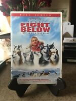 Eight Below (DVD, 2006, Widescreen) (Walt Disney, Paul Walker, Jason Biggs)