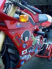 Ducati 916 1999 R&G Racing Classic Crash Protectors CP0008BL Black