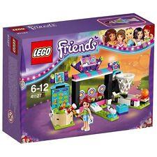 41127 LEGO FRIENDS Mod.LA SALA GIOCHI DEL PARCO DIVERTIMENTI