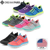 DREAM PAIRS Toddler Boys Girl GS Youth Women Shoes Sneaker Racer Run Shoes Kids/'