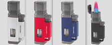 Vertigo Lotus Churchill Quadruple Torch Jet Flame Lighter Lifetime Warranty New