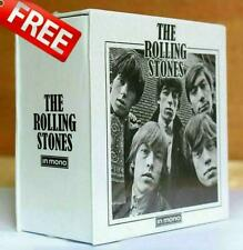 """The Rolling Stones """"In Mono"""" Remastered 15 CD Box Set Collection & Free shipping"""