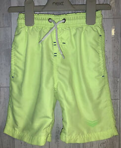 Boys Age 4 (3-4 Years ) Swimming Shorts From Next