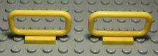 Lego City Zaun Geländer 1x4x2 Gelb 2 Stück                                 (335)