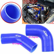 Silicone Joiner Elbow Radiator Hose Straight/45 /90 Degree Air Water Intake Pipe
