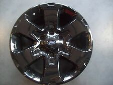 "Factory Ford F150 Pickup Wheels Rims 10 11 12 2013 2014 18"" Black Set of 4 #3832"