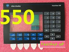 FOR Allen Bradley 2711-B5A8L1  Replacement Keypad A-B 2711 550 PV550
