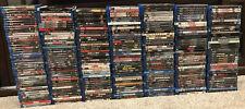 Large Lot of Blu-Rays Pick and Choose Over 200+ Great Selection of Titles