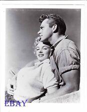 Bill Williams Marilyn Monroe RARE Photo Clash By Night