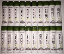 crabtree & evelyn citron honey & coriander body lotion lot of 22 Total 20 oz