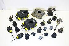 Warhammer 40k Chaos Space Marine Lot - Helbrute, Predator, Terminators, Lord (U-