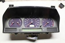 1999-2000 Volvo C70 S70R V70R  Rare blue face Speedometer Instrument Cluster