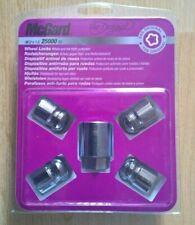 McGard 25000SU Standard Locking Wheel Nuts Set M12x1.5 29.9mm