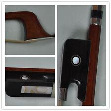 Good 4/4 Brazilwood cello Bow Ebony Frog high quality free shipping 18
