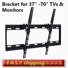 "Flat Tilt TV Wall Bracket for 37"" - 70"" TVs LCD / LED / PLASMA TVs & Monitors"